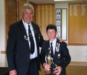 U13 player of the year