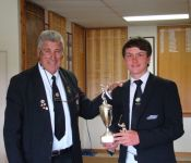 U15 player of the year